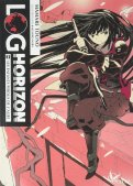 Log horizon - light novel T.3
