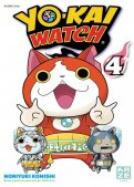 Yo-kai watch T.4