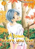 A town where you live T.2