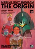 Mobile Suit Gundam - The origin T.21