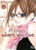 A town where you live T.12