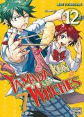 Yamada Kun & the 7 witches T.12