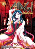 Magi - the labyrinth of magic T.25