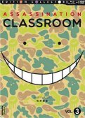 Assassination classroom Vol.3 - combo