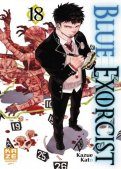 Blue exorcist T.18