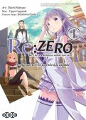 Re: zero - Re: life in a different world from zero - 1er arc T.1