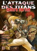 L'attaque des titans - before the fall T.10