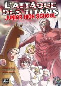 L'attaque des titans - junior high school T.9