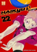 Haikyû!! - Les As du Volley T.22