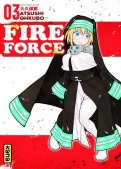 Fire force T.3