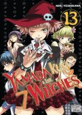 Yamada Kun & the 7 witches T.13