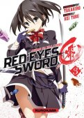 Red eyes sword Zero - Akame ga Kill ! Zero T.3