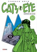 Cat's eye - nouvelle édition T.10