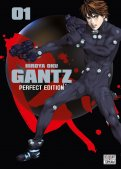 Gantz - perfect edition T.1