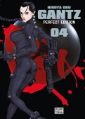 Gantz - perfect edition T.4