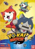 Yo-kai watch - saison 1 - Vol.3