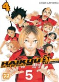 Haikyû!! - Les As du Volley T.4