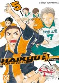 Haikyû!! - Les As du Volley T.5