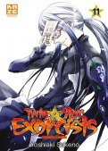 Twin star exorcists T.11