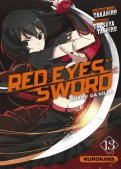 Red eyes sword - Akame ga Kill ! T.13