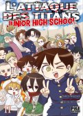 L'attaque des titans - junior high school T.11