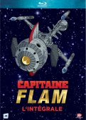 Capitaine Flam - intégrale - blu-ray