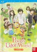 Poco's udon world - intégrale - collector animebook - blu-ray