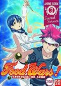 Food wars Vol.3