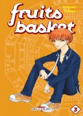 Fruits Basket - perfect édition T.3