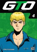GTO - Great Teacher Onizuka T.4