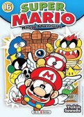 Super Mario - manga adventures T.16