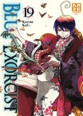 Blue exorcist T.19