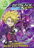 Beyblade burst Vol.3