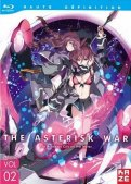 The asterisk war Vol.2 - blu-ray
