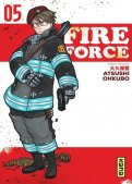 Fire force T.5