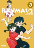 Ranma 1/2 - édition originale T.3