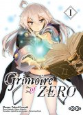 Grimoire of zero T.1