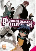 Blood blockade battlefront T.10