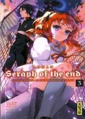 Seraph of the end - roman T.3