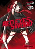 Red eyes sword - Akame ga Kill ! T.15
