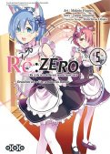 Re: zero - Re: life in a different world from zero - 2ème arc T.5