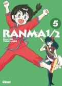 Ranma 1/2 - édition originale T.5