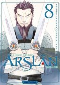 The heroic legend of Arslan T.8