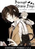 Bungô stray dogs - coffret T.1 à T.4