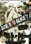 Are you Alice ? T.9