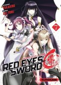 Red eyes sword Zero - Akame ga Kill ! Zero T.7