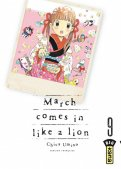 March comes in like a lion T.9