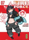 Fire force T.7