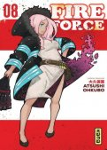 Fire force T.8