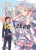 Re: zero - Re: life in a different world from zero - 3ème arc T.1